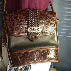 Vintage Brighton Heart Crossbody Shoulder Bag